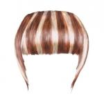 Clip in ofina - melír beach blond a svetlo hnedá #6/613