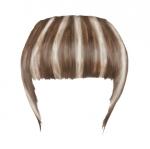 Clip in ofina - melír blond a čokoládovo hnedá #4/22