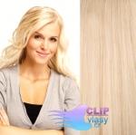 Clip in vlasy 41cm - beach blond #613