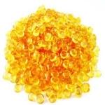 Jantárový keratínový granulát 10g